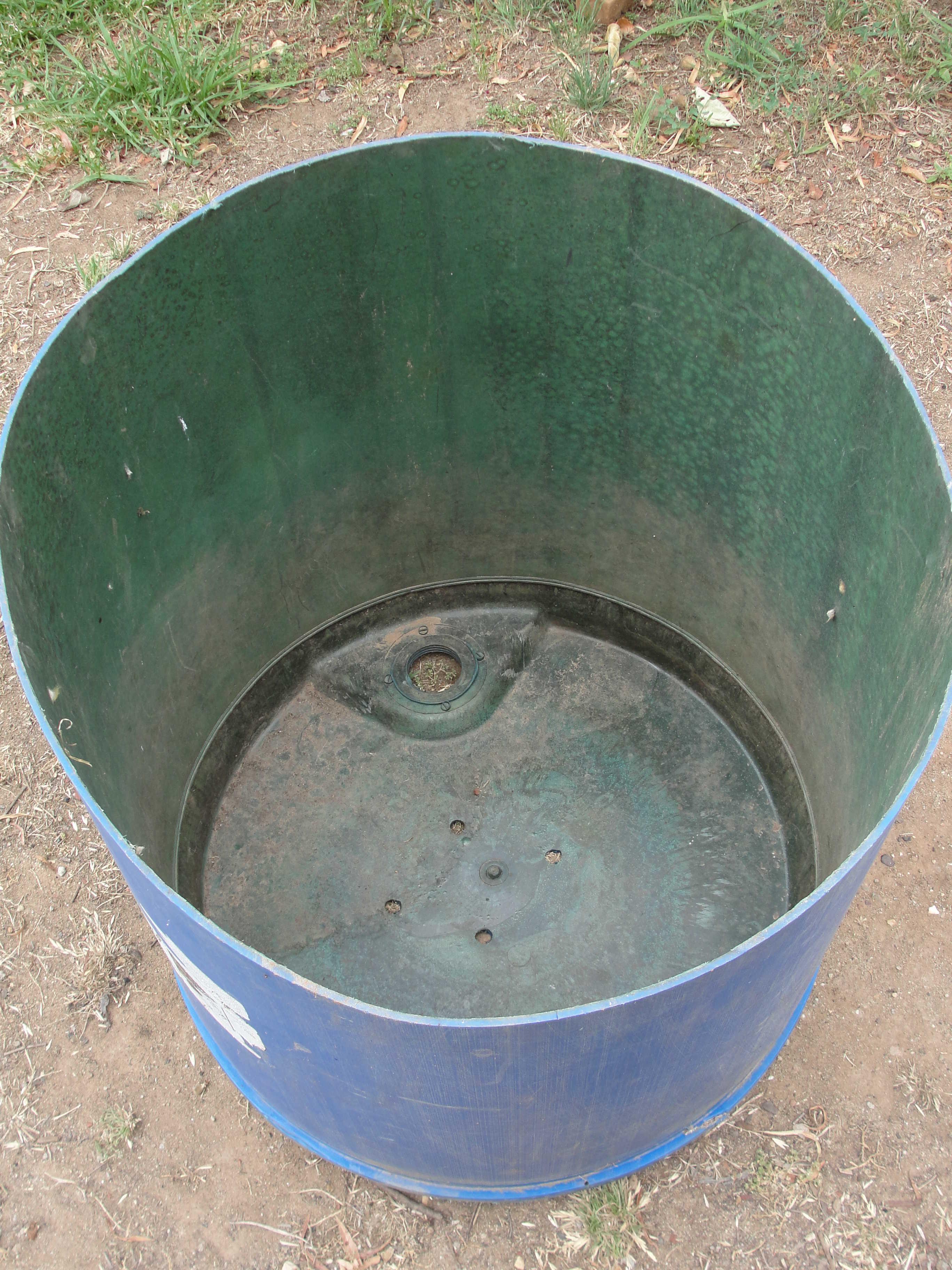 Half Drum